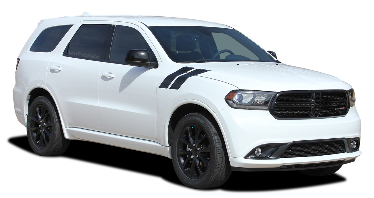 Durango Double Bar 2011 2019 Dodge Durango Hood Hash Marks Stripes