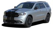 DURANGO RALLY : 2014-2020 Dodge Durango Racing Stripes Decals Vinyl Graphics Kit (M-PDS-5544)