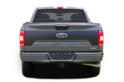 REAPER TAILGATE 18 : Ford F-150 Tailgate Blackout Vinyl Graphic Decal Stripe Kit for 2018, 2019, 2020 (M-PDS-5791)