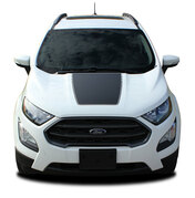 AMP HOOD : Ford EcoSport Hood Decal Stripe Vinyl Graphic Kit for 2013-2019 (M-PDS-5949)