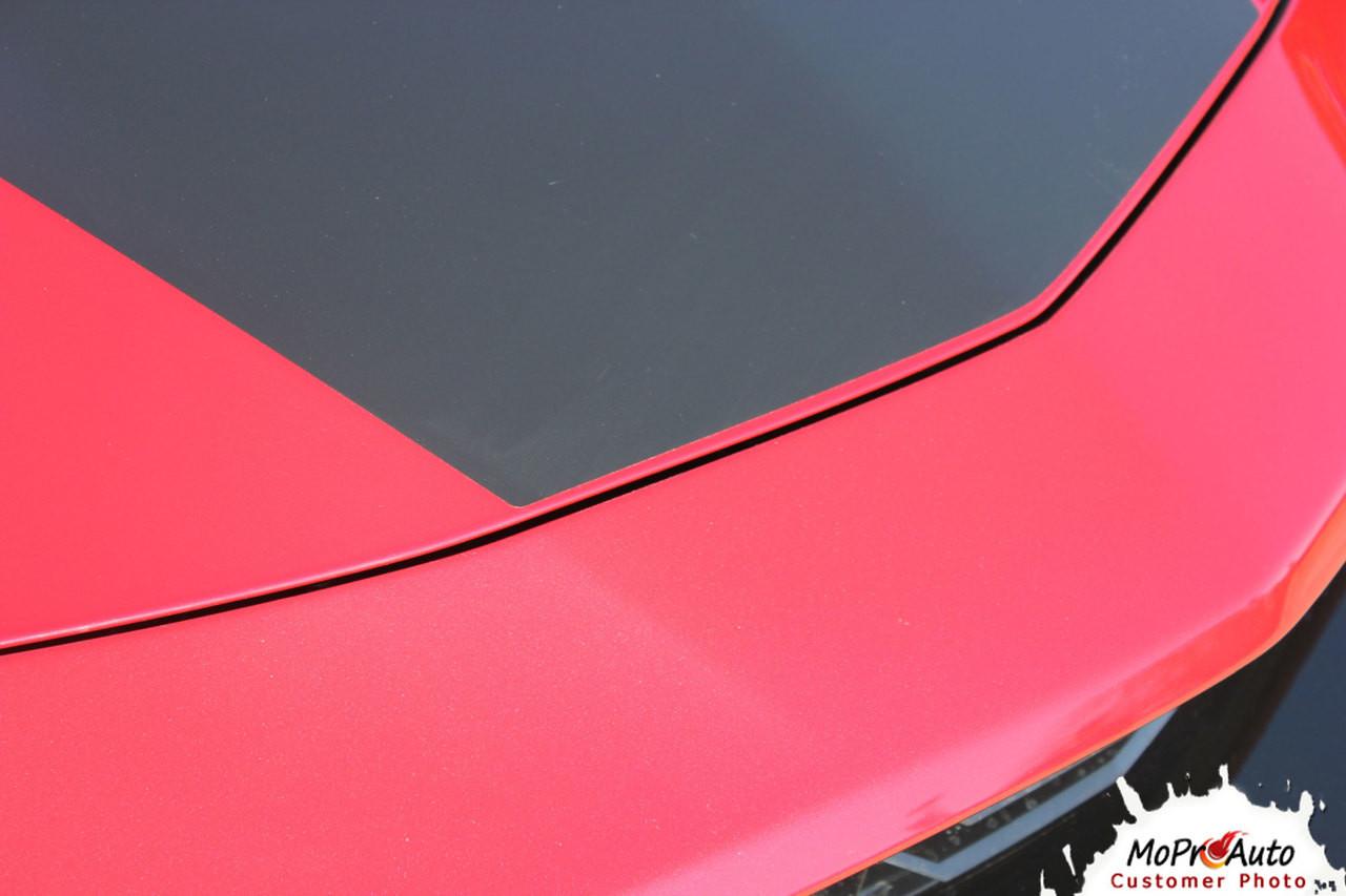 2019 2020 Chevy Camaro Stinger Hood Decal SHOCK Vinyl Graphics Kits, Decals, Stripes