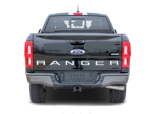 RANGER TAILGATE LETTERS : Ford Ranger Tailgate Decals Name Vinyl Graphics Kit fits 2019 2020 (M-PDS-6129)