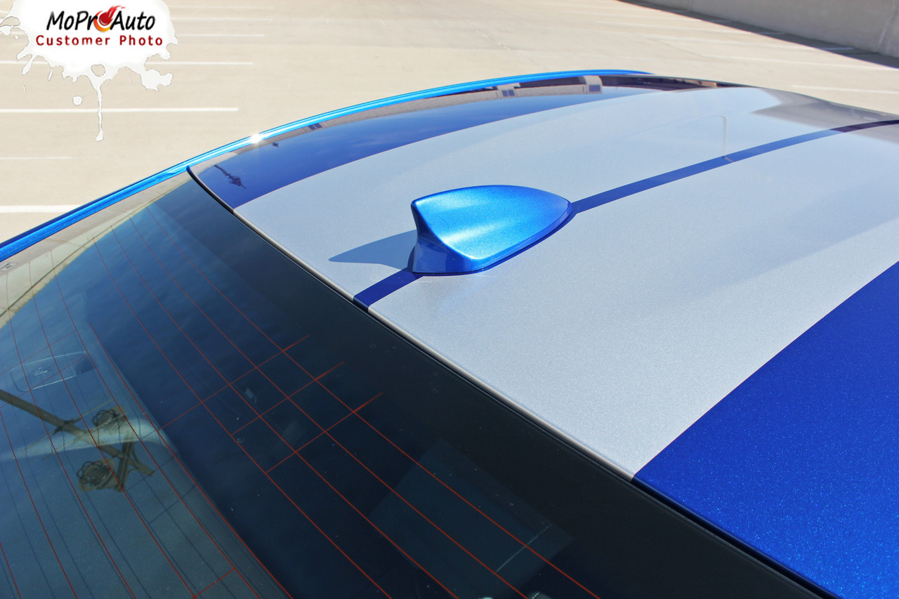 2019 2020 Chevy Camaro TURBO RALLY Racing Stripes, Vinyl Graphics Kits, Decals, Stripes