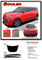 SOULED : 2020 Kia Soul Hood Decals and Lower Rocker Panel Stripes Body Accent Vinyl Graphic Kit fits 2020 Kia Soul Models (M-PDS-6489) - Details