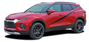 FLASHPOINT : 2019, 2020 Chevy Blazer Door Stripes Body Decals Accent Vinyl Graphics Kit
