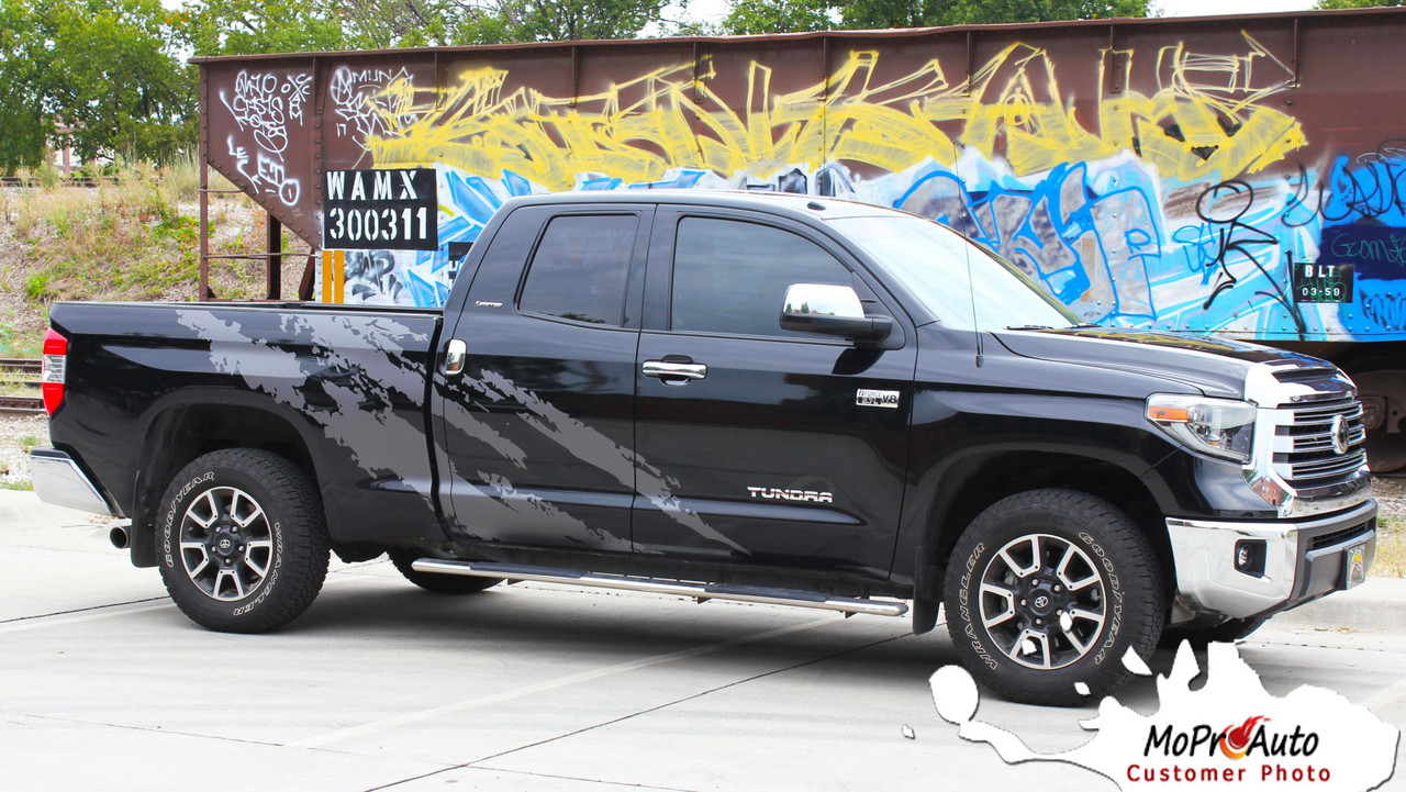 FRENZY Toyota Tundra  Body Accent Striping Vinyl Graphic Decal Kit