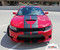 N-CHARGE RALLY SP : R/T Scat Pack SRT 392 Hellcat Racing Stripe Rally Vinyl Graphics Decals Kit for Dodge Charger - Customer Photo