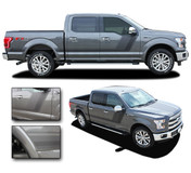 """Ford F-150 Hockey Stick """"Tremor FX Appearance Package Style"""" Side Vinyl Graphics and Decals Kit! Ready to install for your F-150 Ford Truck for 2021 2022 Models. Professional """"OEM Style"""" and Design! For Automotive Restylers and Dealers!"""