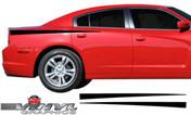 2011-2014 Dodge Charger Rear Quarter Panel Stripe