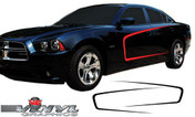 2011-2014 Dodge Charger Side Scallop Graphic