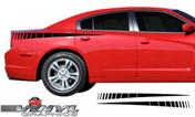 2011-2014 Dodge Charger Strobe Rear Quarter Panel Stripe