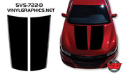 2015 Dodge Charger Pinstripe Hood Kit