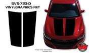 2015 Dodge Charger Solid Hood Kit