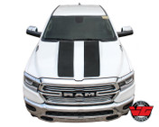2020 Ram Hood/Tailgate Combo Stripes With Pin