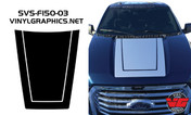2016 Ford F-150 Hood Accent Insert