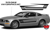 05-09 Mustang Muscle Stripes w/ Gills