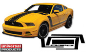2013 Mustang Factory Style Hood/Side Stripes