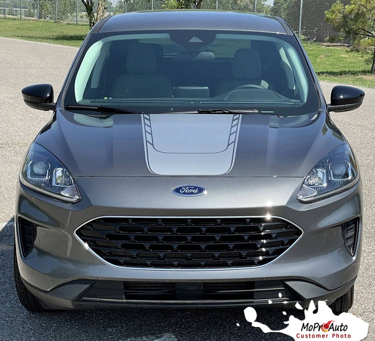 EVADE Ford Escape Decals, Vinyl Graphics, Stripes and Decals Kit