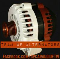 BUICK REGAL 3.8L -1983- 320 AMP TEAM GP Alternator