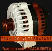 BUICK PARK AVE 3.8L -1998-1999- 200AMP TEAM GP Alternator