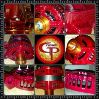 DODGE CARAVAN 3.8L -2005- 300AMP TEAM GP Alternator