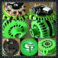 CHEVROLET AVALANCHE -ALL MOTORS- ALL YEARS- 300AMP TEAM GP Alternator