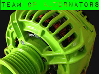 BMW M3 3.2L -2001-2006- 220AMP TEAM GP Alternator