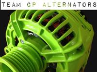 VOLKSWAGON BEETLE 2.0L -2003-2005- 220AMP TEAM GP Alternator
