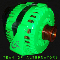 CHEVROLET CAMARO ALL MOTORS -2010-2014- 320 AMP TEAM GP High Output Alternator