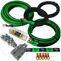 *SALE* The Complete: 1/0 AWG Stage 1 Wiring Kit