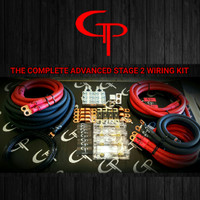 *SALE* The Complete Advanced: 2/0 AWG Stage 2 Wiring Kit