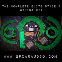 *SALE* The Complete Elite: 1/0 AWG Stage 3 Wiring Kit