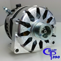 Team GP Billet 390 Amp High Output Alternator GM