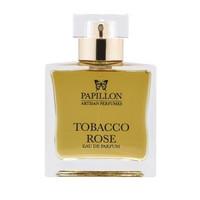 Tobacco Rose Eau de Parfum Spray 50ml by Papillon Artisan Perfumes.