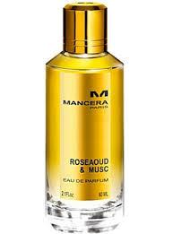 Rose aoud and Musc EDP 120ml