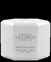 Teint de Neige Body Cream 200ml by Lorenzo Villoresi