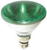 Halogen PAR38 100W Green