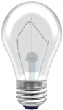 Incandescent Appliance A15 15W Clear
