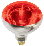 Incandescent Heat Lamp 250W Red