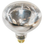 Incandescent Heat Lamp 375W Clear