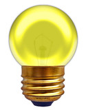 Incandescent S11 7.5W Yellow