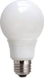LED 7W A19MED 120V WH 2700K DIM