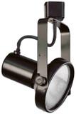 Line Voltage Gimbal Ring 75W PAR30 Black