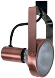 Line Voltage Gimbal Ring 150W PAR38 Copper