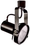 Line Voltage Front Loading Adjustable Gimbal 75W PAR30 Black