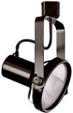 Line Voltage Front Loading Adjustable Gimbal 150W PAR38 Black