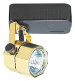 Low Voltage MR11 Octagon Gold