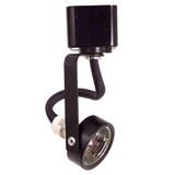 Low Voltage Miniature Spot Light Track-22 MR11 Gimbal Ring Black