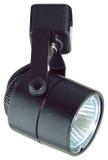 Miniature Halogen Spot Light-Track 22/MR11 Cylinder Black