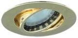 Miniature Diecast Gimbal Ring Gold Trim